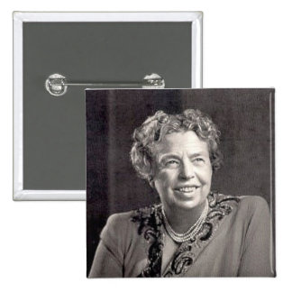 eleanor_roosevelt 2 inch square button