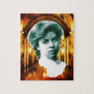 Eleanor Roosevelt Art Jigsaw Puzzle