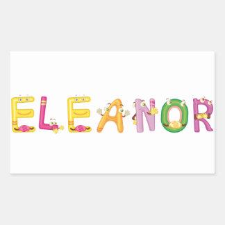 Eleanor Sticker
