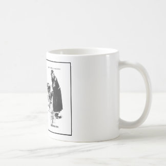 Eleanore deLong The Cat Woman of Playa del Rey Coffee Mug