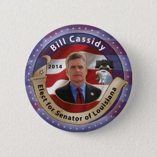 Elect Bill Cassidy for Senator of Louisiana - 2014 2 Inch Round Button