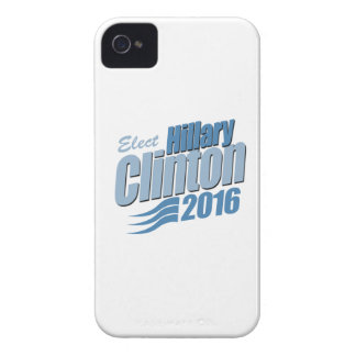 ELECT HILLARY CLINTON.png iPhone 4 Cases