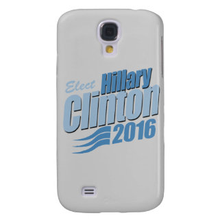 ELECT HILLARY CLINTON.png Galaxy S4 Cover