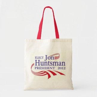 Elect Huntsman Tote Bags