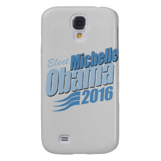 ELECT MICHELLE OBAMA png Galaxy S4 Cases