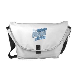 ELECT MICHELLE OBAMA.png Messenger Bag