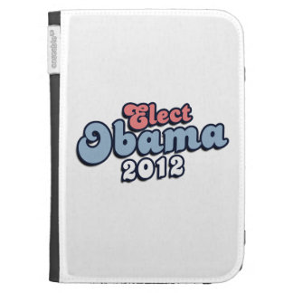 ELECT PRESIDENT OBAMA - png Cases For The Kindle