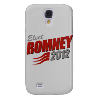 Elect ROMNEY Galaxy S4 Cover