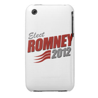 Elect ROMNEY iPhone 3 Cover