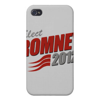 Elect ROMNEY Cases For iPhone 4