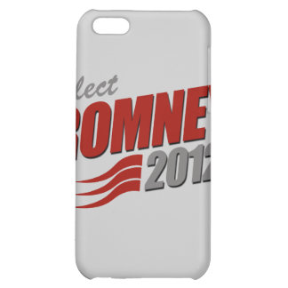 Elect ROMNEY Case For iPhone 5C