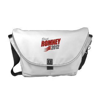 Elect ROMNEY Messenger Bags