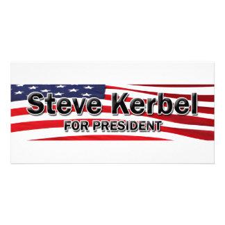 Elect Steve Kerbel Photo Card