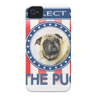 Elect The Pug Case-Mate iPhone 4 Case