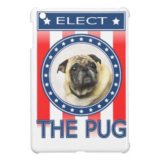 Elect The Pug Cover For The iPad Mini