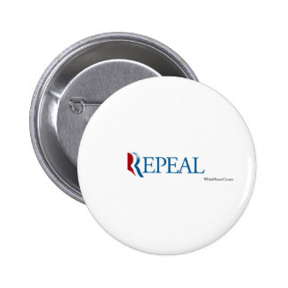 "Election 2012 ""Repeal"" Gear 2 Inch Round Button"