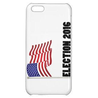 Election 2016 Flag iPhone 5C Case