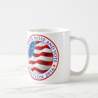 Election 2016 - Hold Your Nose and Vote Mug