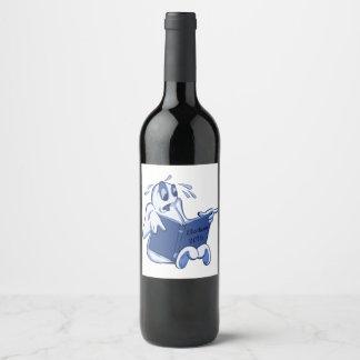 Election 2016 Wine Bottle Labels