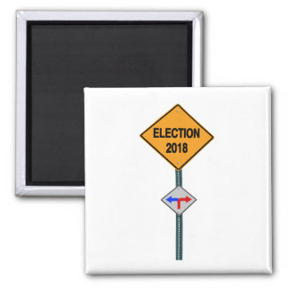 election 2018 magnet