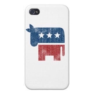election animal donkey democrat iPhone 4/4S case