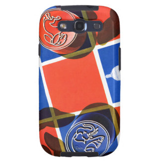 Election Checkerboard Samsung Galaxy SIII Cover
