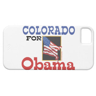 Election Colorado for Obama iPhone 5 Covers