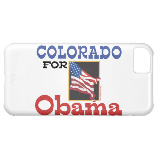 Election Colorado for Obama Cover For iPhone 5C