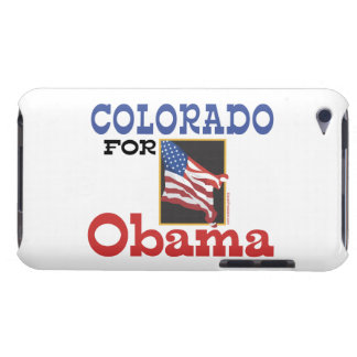Election Colorado for Obama iPod Case-Mate Case