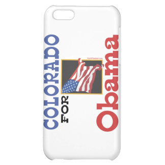 Election Colorado for Obama iPhone 5C Cover