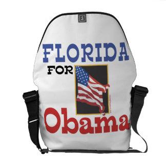 Election Florida for Obama Messenger Bags