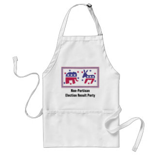 Election Party Standard Apron
