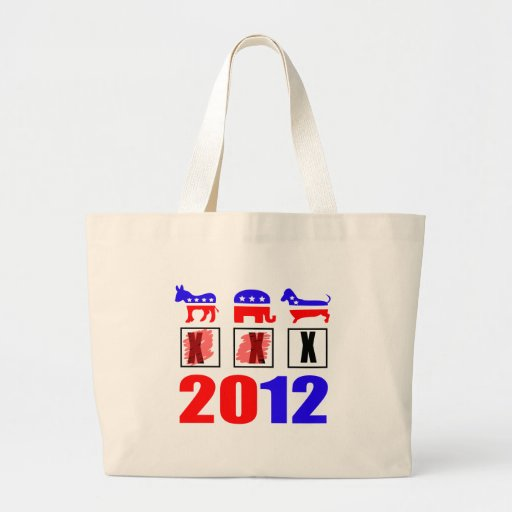 Elections are for the dogs! bags