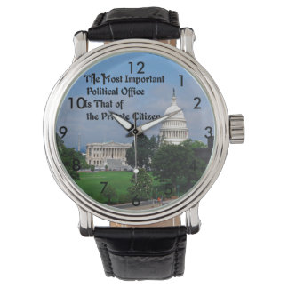 Elections Wrist Watches