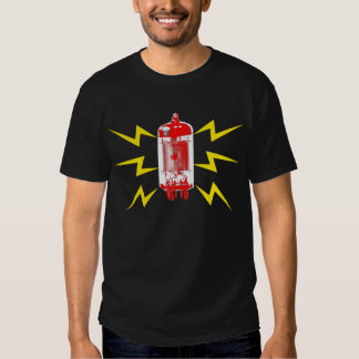 Electric Audio Tube T-Shirt