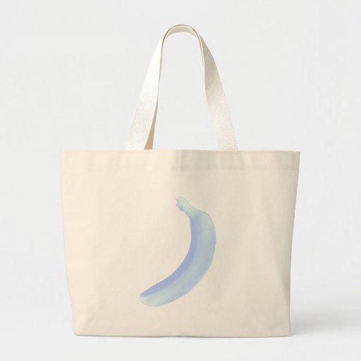 Electric Banana Design Canvas Bag