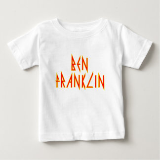 Electric Ben Franklin Baby T-Shirt