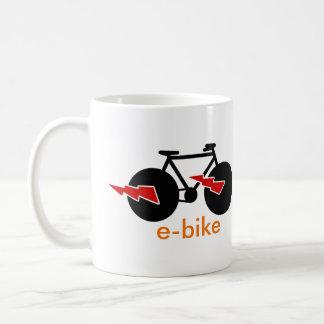 electric-bike  e-bike coffee mug