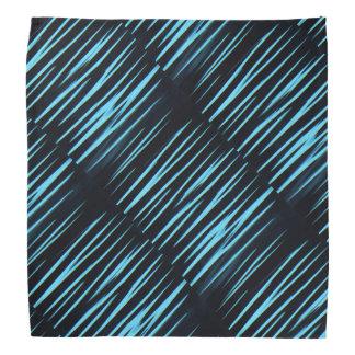 ELECTRIC BLUE ~ (an abstract art design) ~ Bandana