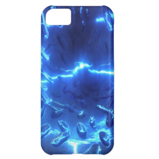 Electric Blue Cover For iPhone 5C