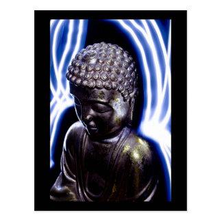 Electric Buddha Postcard