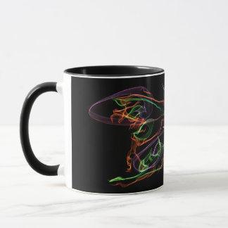 Electric Butterfly Mug