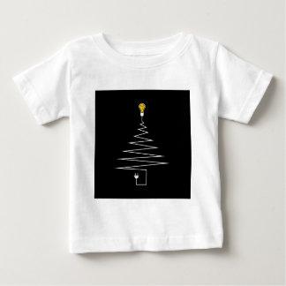 Electric Christmas tree Baby T-Shirt