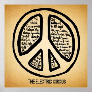 Electric Circus 1 Poster