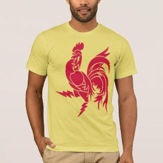 Electric Cockerel T Shirt