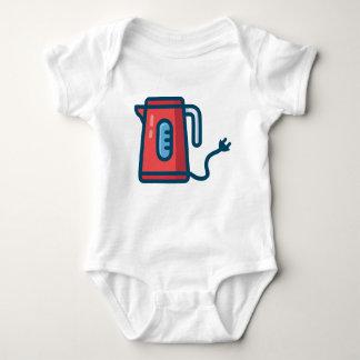 Electric Coffee Pot Baby Bodysuit