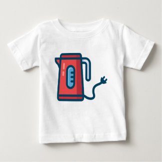 Electric Coffee Pot Baby T-Shirt