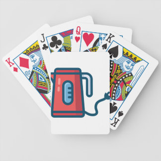Electric Coffee Pot Bicycle Playing Cards