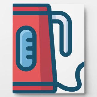 Electric Coffee Pot Plaque
