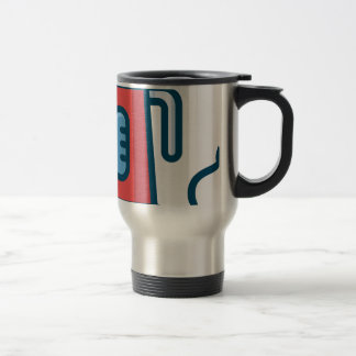 Electric Coffee Pot Travel Mug